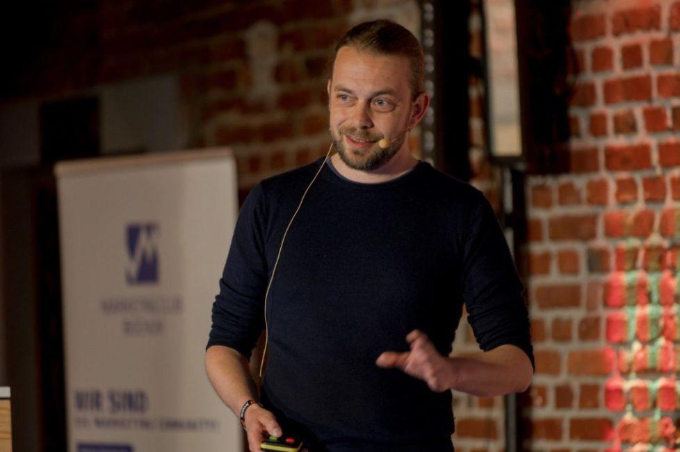 Gero Wenderholm Speaker